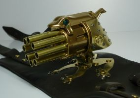 Swarovski Lady Froggy wrist Gatling gun_01 by Arsenal-Best
