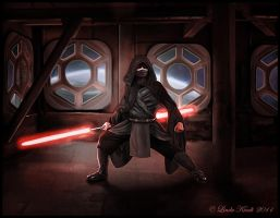 The Dark Jedi by Isriana
