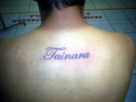 Name of Spouse by BixoTattoo