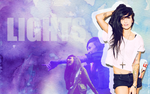 LIGHTS Wallpaper 2 by KeliLindsey