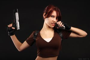 Legend Lara Croft - studio9 by TanyaCroft