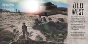 Old West PreProduction by BobWulff