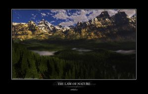 The Law of Nature by TheNumber55