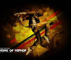 WALLPAPER KING OF HIP HOP by nkhat1