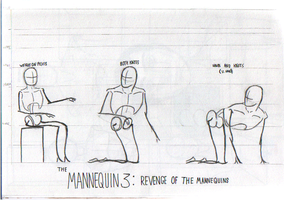 The Mannequin 3: Revenge of the Mannequins by TheLamadude