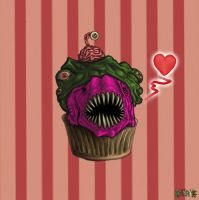 Cute Muffin by Escama