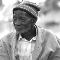 mozambican elder by grevys