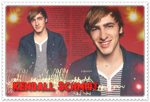 Kendall Schmidt by busia11