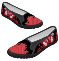 Zazzle- Shoe design cherry by Blush-Art