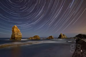 The Jaws of Night by treidor