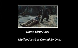 Damn Dirty Apes by Raelae