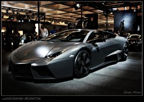Lamborghini Reventon by Darth4114