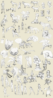Dump of Old Things (2014) by Pagerda