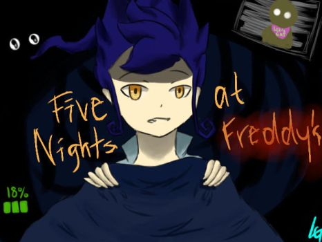 Tsurugi's Late Night Fears by SheertheGlaceon