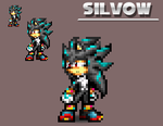 Re-Sprite it Silvo by parrishbroadnax