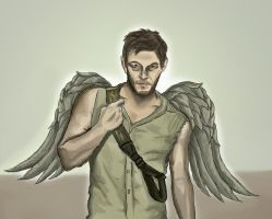 Daryl Dixon by TacosPanda