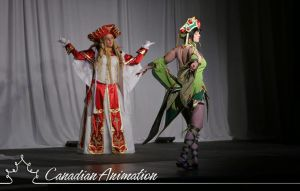 AN2014 Masquerade: Trinity Blood Onstage by brightling