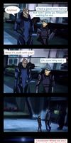 Turians Can Be Such A Drag by ExtremePenguin