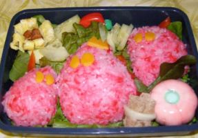 Mana Khemia Monster Bento by LadySiha