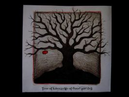 Tree of Knowledge by MSLucy