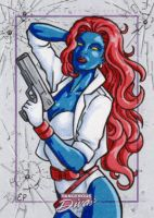 Mystique DD2 by ElainePerna