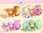 [CLOSED] Adopts Auction Closed Species CookyDogs by Yoshimiko-Adopts
