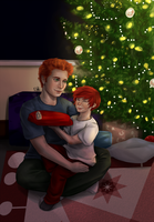 SS - Giving by EllenorMererid