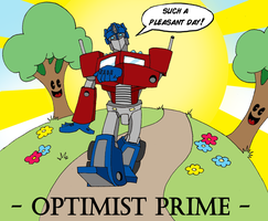 Optimist Prime by Jwpepr