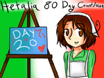 ((80 day countdown: 20)) by Ask---Japan