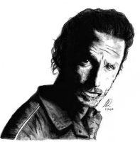 Rick TWD by JadedDreams1