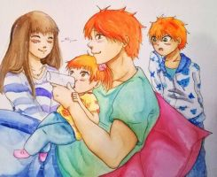 The Soma Family by Mii1chan