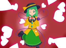 Koishi Loves You! by kirbypower521