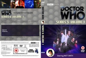 Doctor Who series 5 Volume 1 by BrotherTutBar