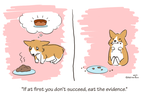 Cooking with Dogs Part 3 by LissyFishy