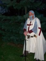 Knight Templar by Edward-Oldwall