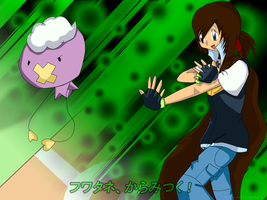 Drifloon, Constrict by TrainerKelly