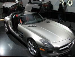 Mercedes-Benz SLS AMG -2 by Big-D-pictures