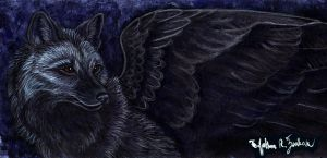 Foxloft Fox Banner by Foxfeather248
