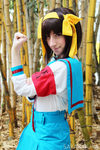 Haruhi Suzumiya - We've gotta stay strong! by SAYA-LOURA