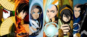 TEAM AVATAR by tepaipascual
