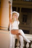 Emma Frost - The white Queen by MagicYuu