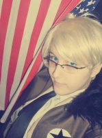 AP Hetalia: America by BellaMorteCosplay
