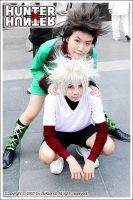 Cosplay : Killua x Gon -HxH- by Zeasonal