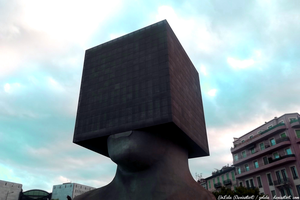 The Square Head by GoLulu