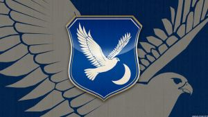 House Arryn Sigil Wallpaper by GaryckArntzen