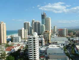 Surfers Paradise by FrostyHobo