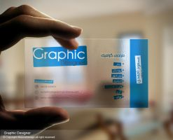 Graphic Designer BusinessCard by masouddesign