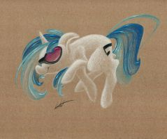 Some Vinyl Scratch by getchanoodlewet