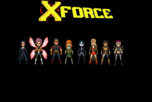 X-Force by Jalil1m