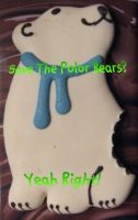 Save the Polor Bear? by ayame133